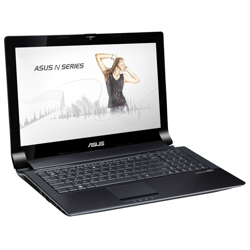 Notebook ASUS N53JL-SX019X